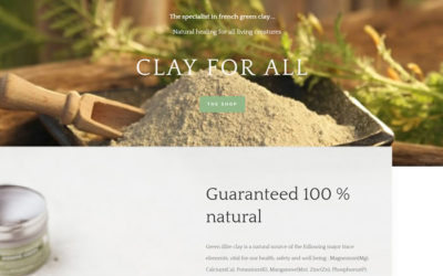 French clay for all