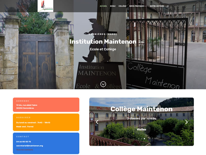 Institution Maintenon