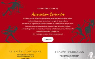 Association Coriandre