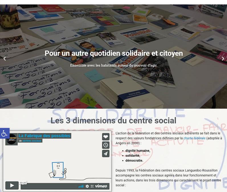 Fédération des centres sociaux du Languedoc-Roussillon