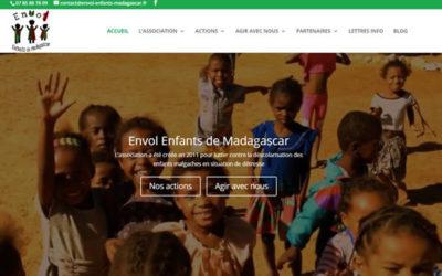 Envol Enfants de Madagascar