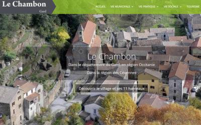 Mairie du Chambon (30)