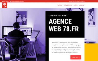 Agence web 78.fr