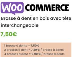 Mise en place de tarifs dégressifs sur WooCommerce